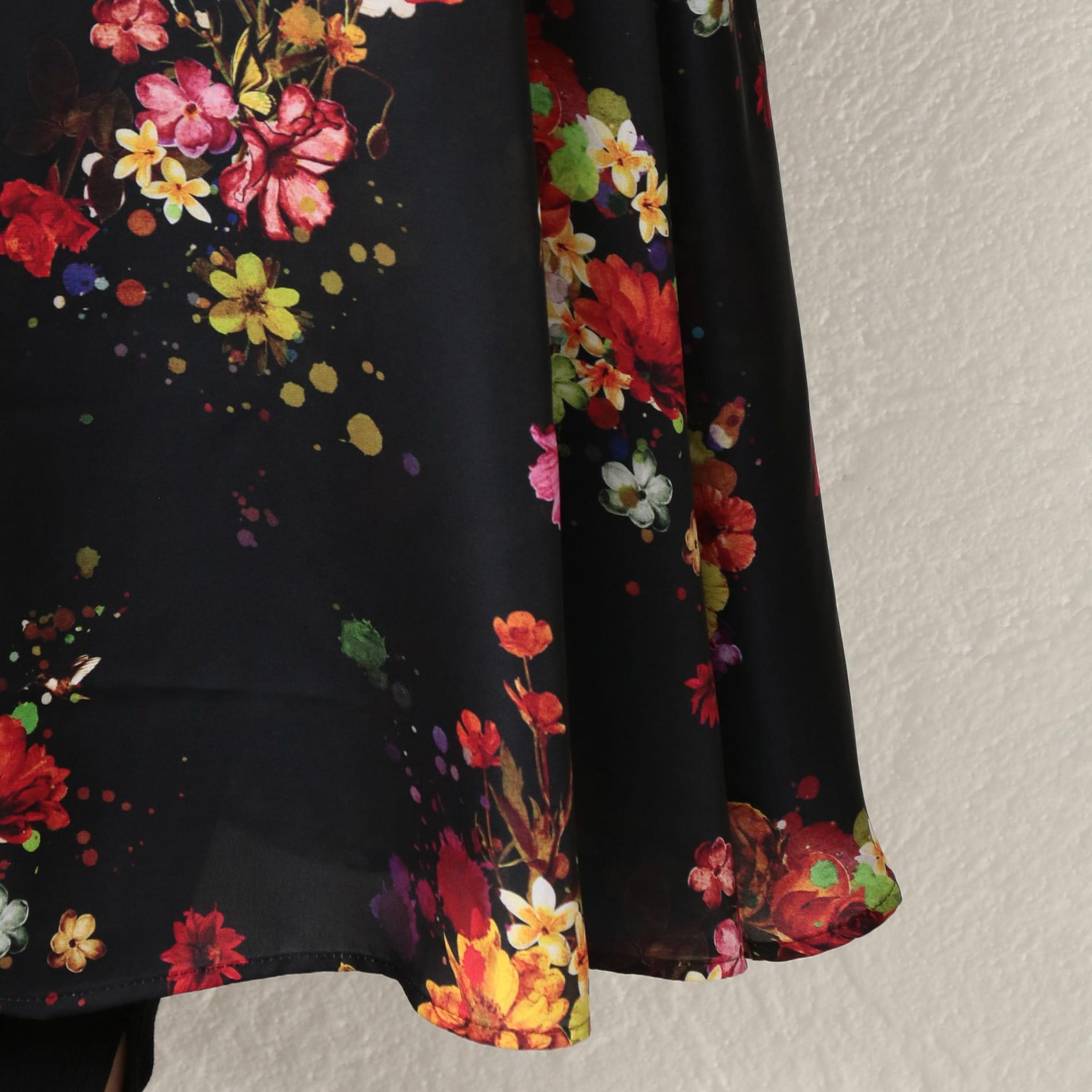 WOMEN nowartt シャツドレス