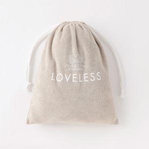 【LOVELESS×FRUIT OF THE LOOM】パイルTワンピース