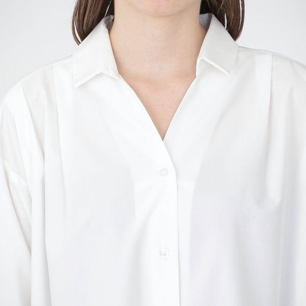 ベスト セット オーバー シャツ