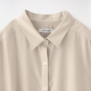 オーバーサイズ シャツ