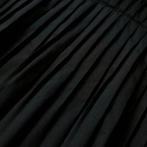 バックプリーツオフショルシャツ