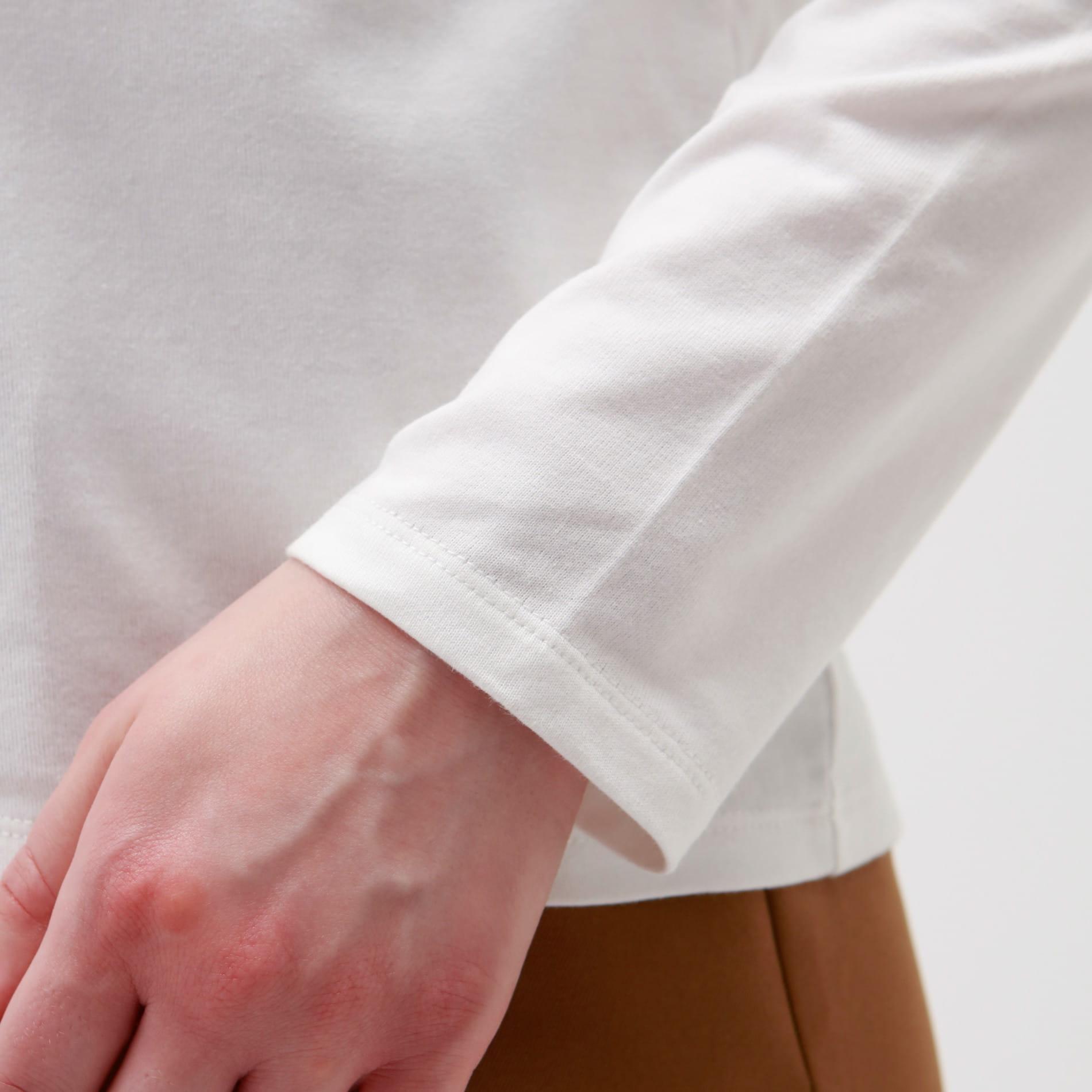 【予約販売】ポリクレスト ロゴ ロンT