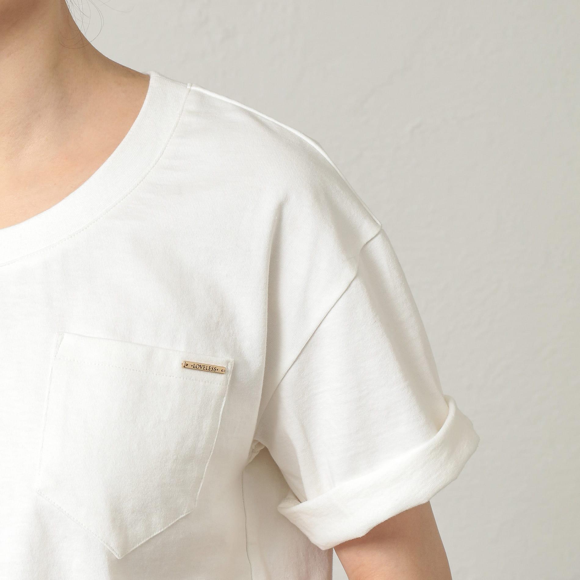 〇〇WOMEN はっ水ポケットTシャツ