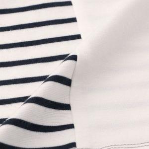 【LOVELESS×YOHEI OHNO】スプリット ボーダー Tシャツ