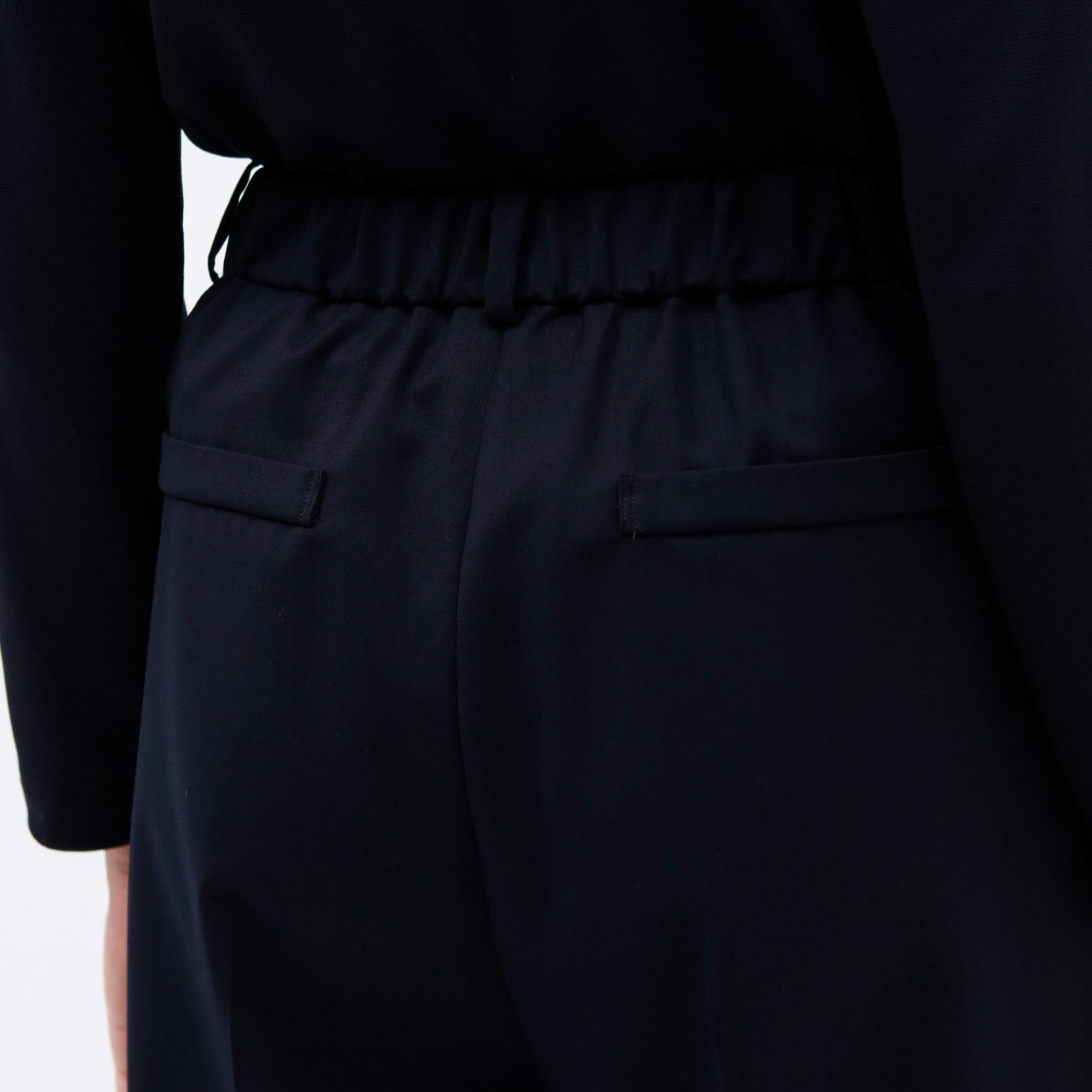 【otonaMUSE10月号掲載】バイカラーテーパードパンツ
