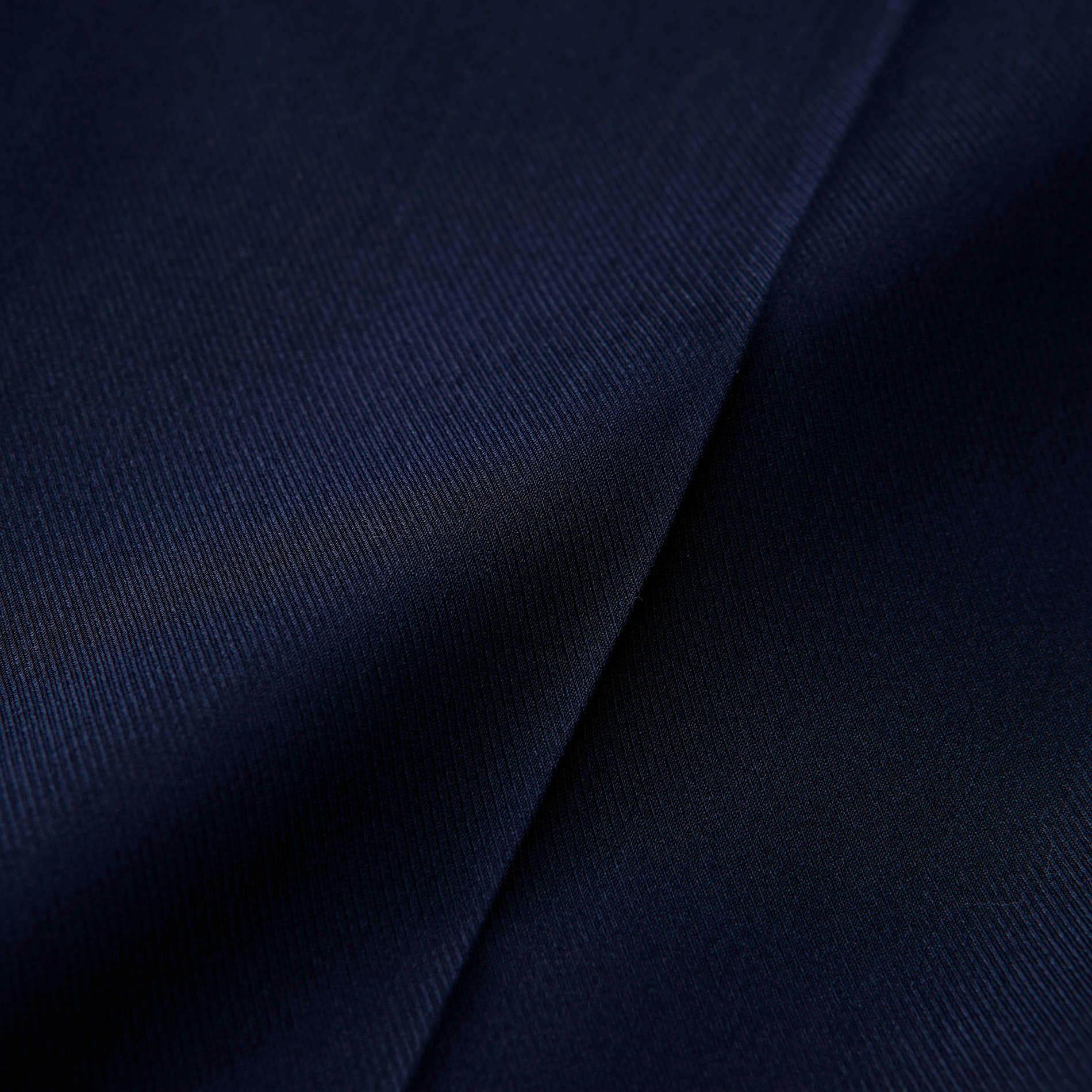 【予約販売】ネイビーサイド スリット スリム パンツ