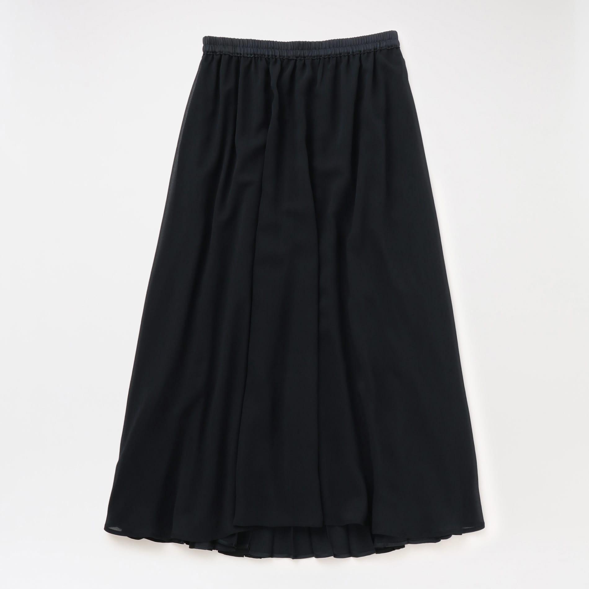 【LOVELESS×otona MUSE】リバーシブル プリーツスカート