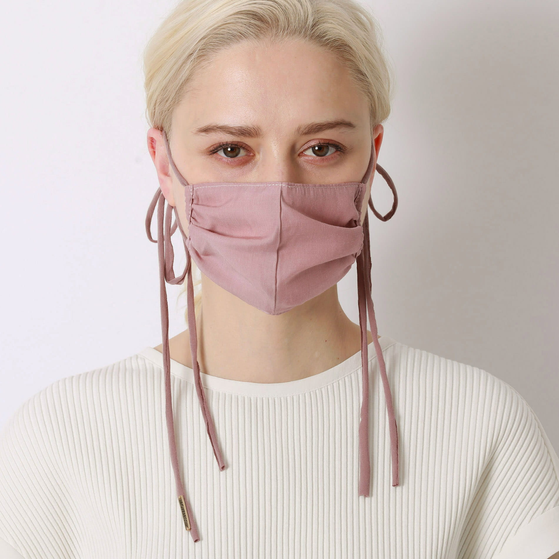 WOMENS ギャザーマスク
