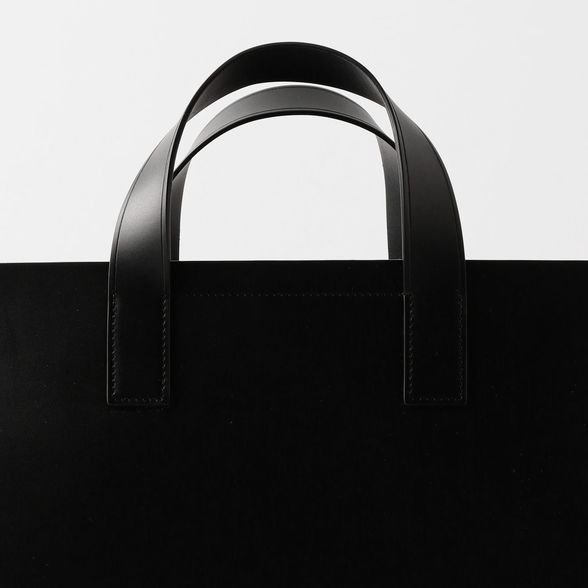 【foot the coacher】MEN LEATHER TOTE L FTA2012003