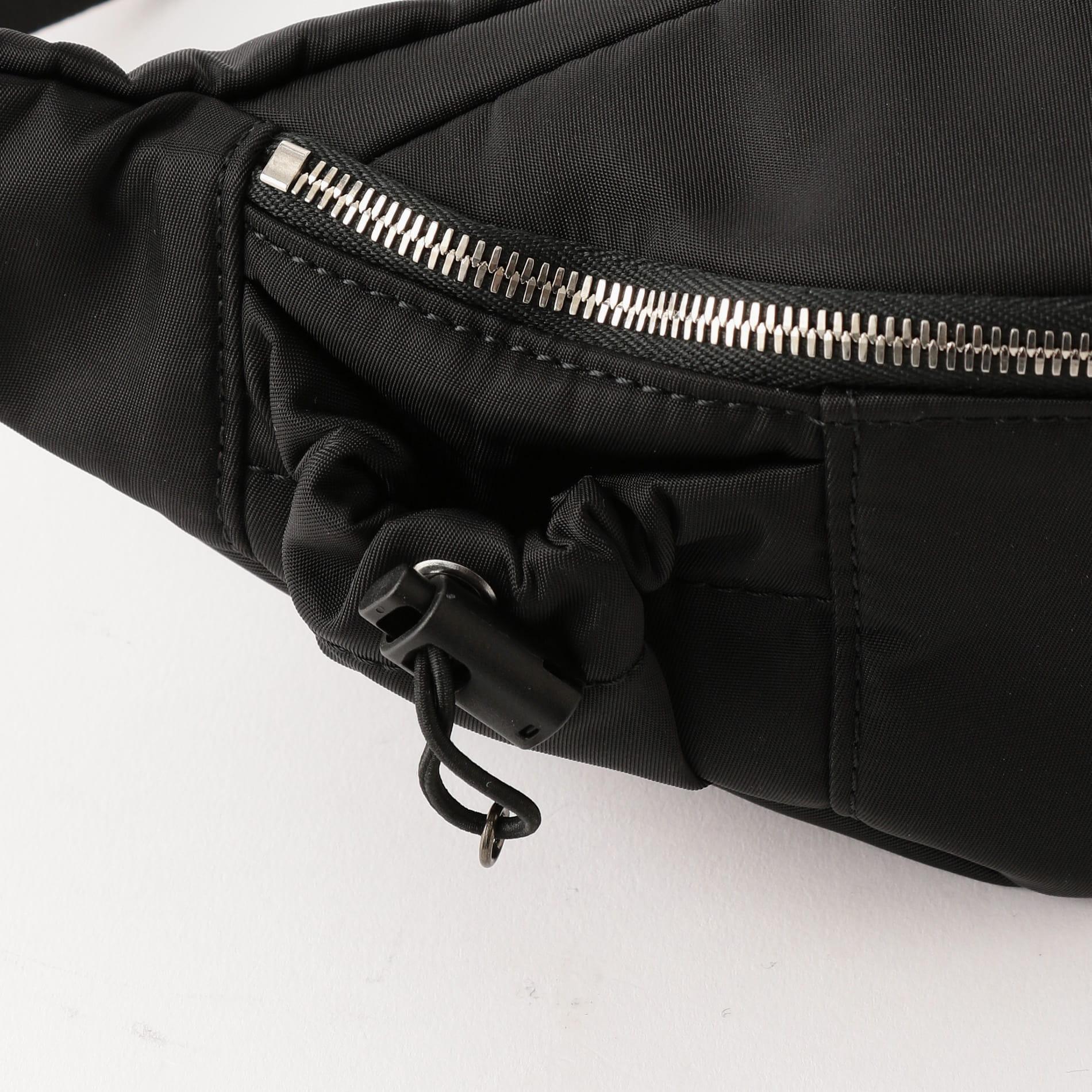 【foot the coacher】MEN ANARCHO WAIST BAG(NYLON) FTA2012004