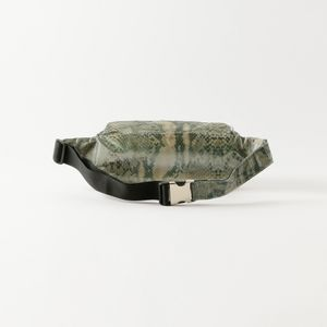 【doublet】MEN INVISIBLE LENTICULAR WAIST BAG 20SS39BG20