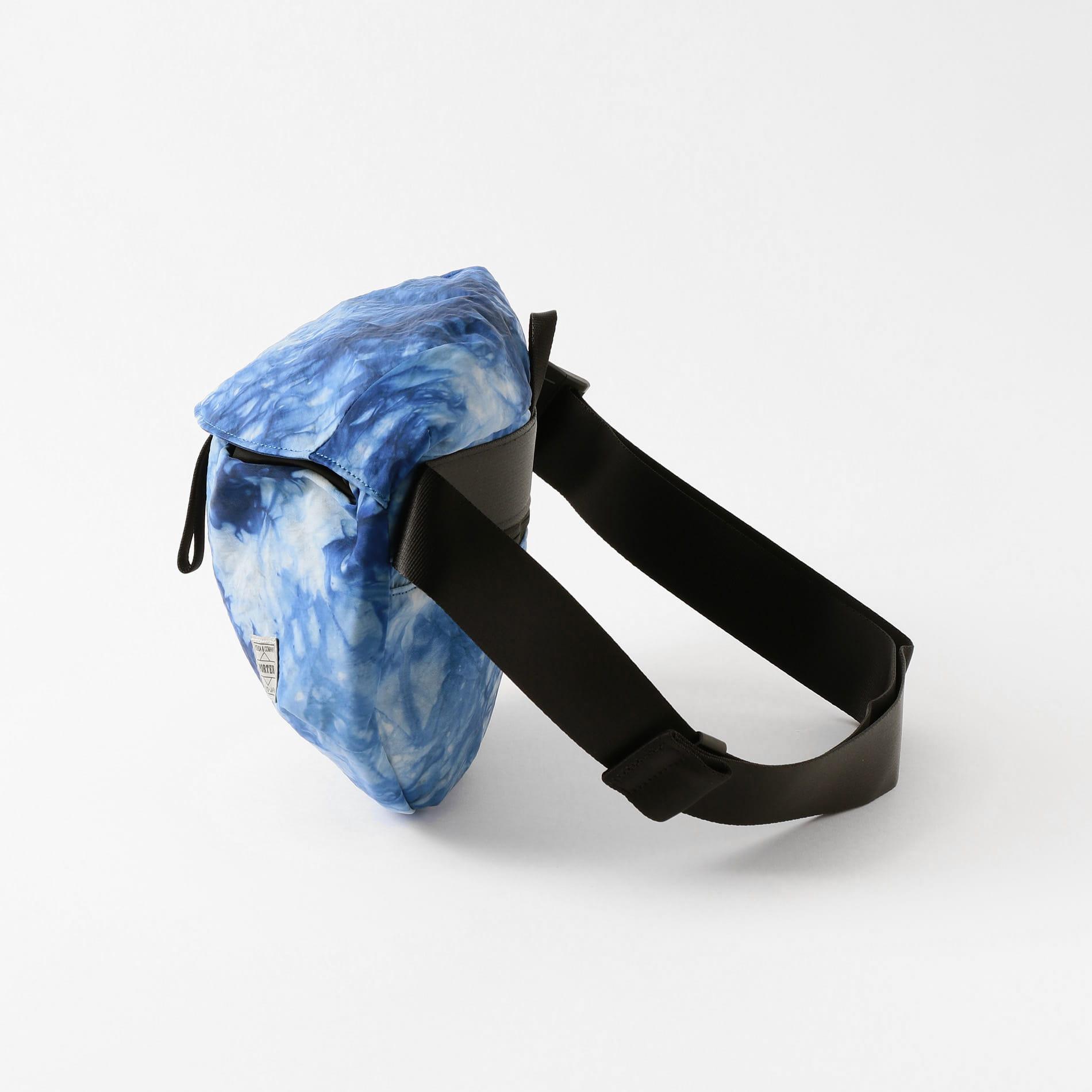 【NOMA t.d.】MEN Waist Bag -PRTER BG01