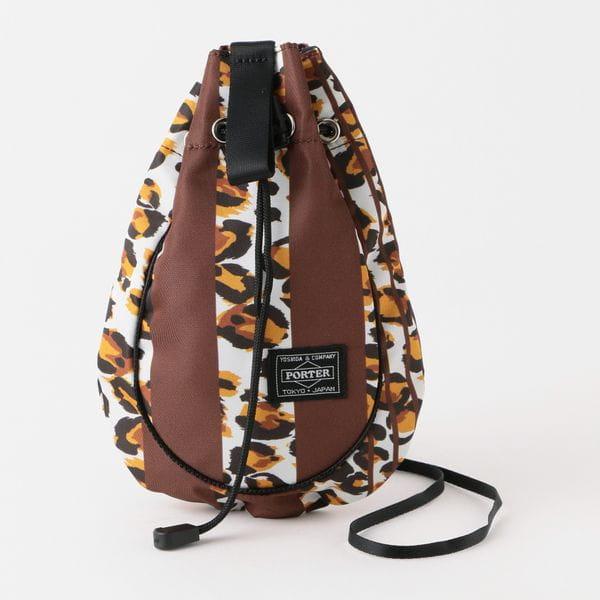 【NOMA t.d.】MEN バッグ N Stripe Concho Bag BG02