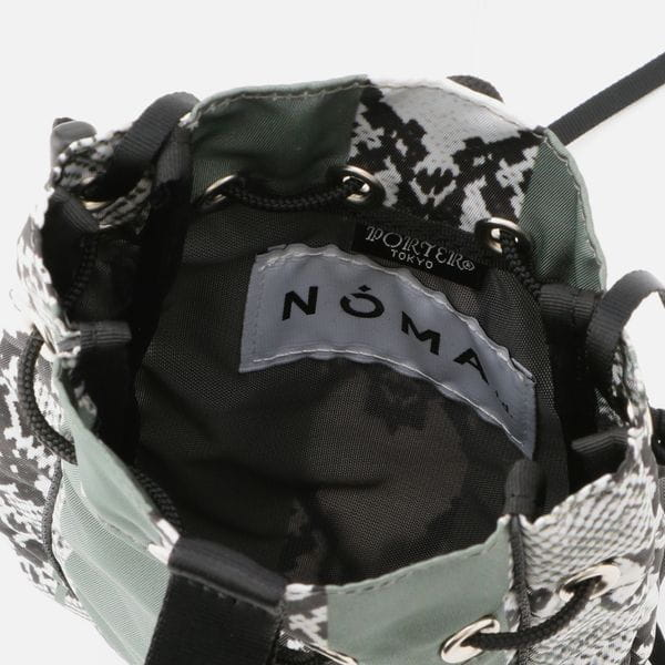 【NOMA t.d.】MEN バッグ N Stripe Concho Bag BG02