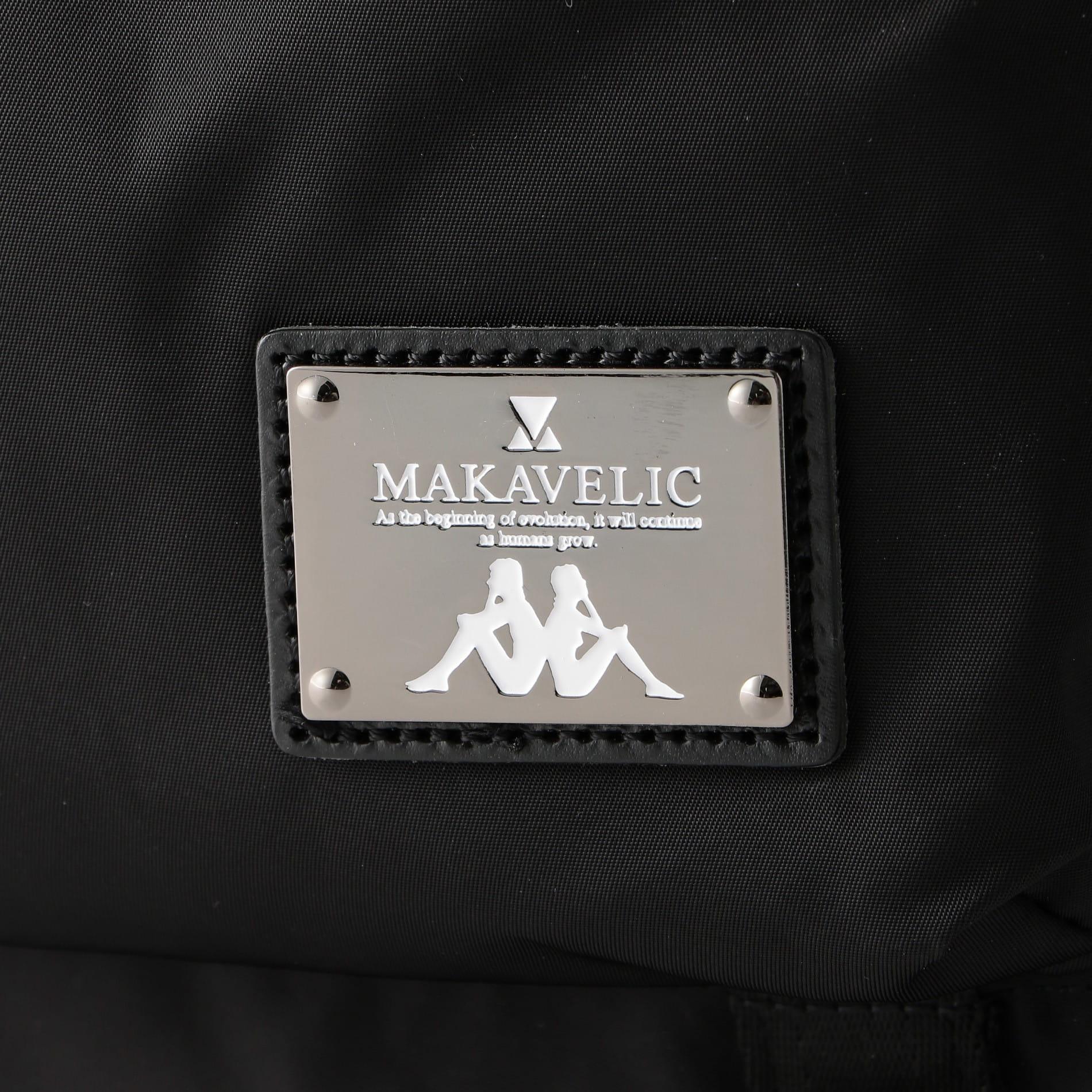 【MAKAVELIC×Kappa】MEN バックパック KL918BA01