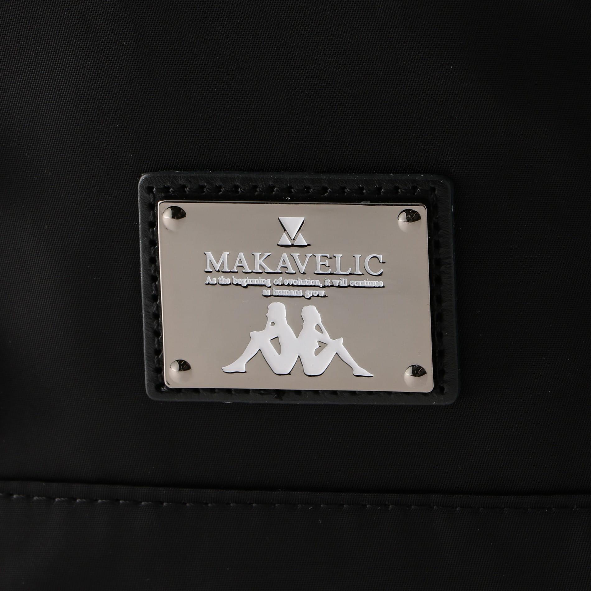【MAKAVELIC×Kappa】MEN ダブルベルトバックパック KL918BA02