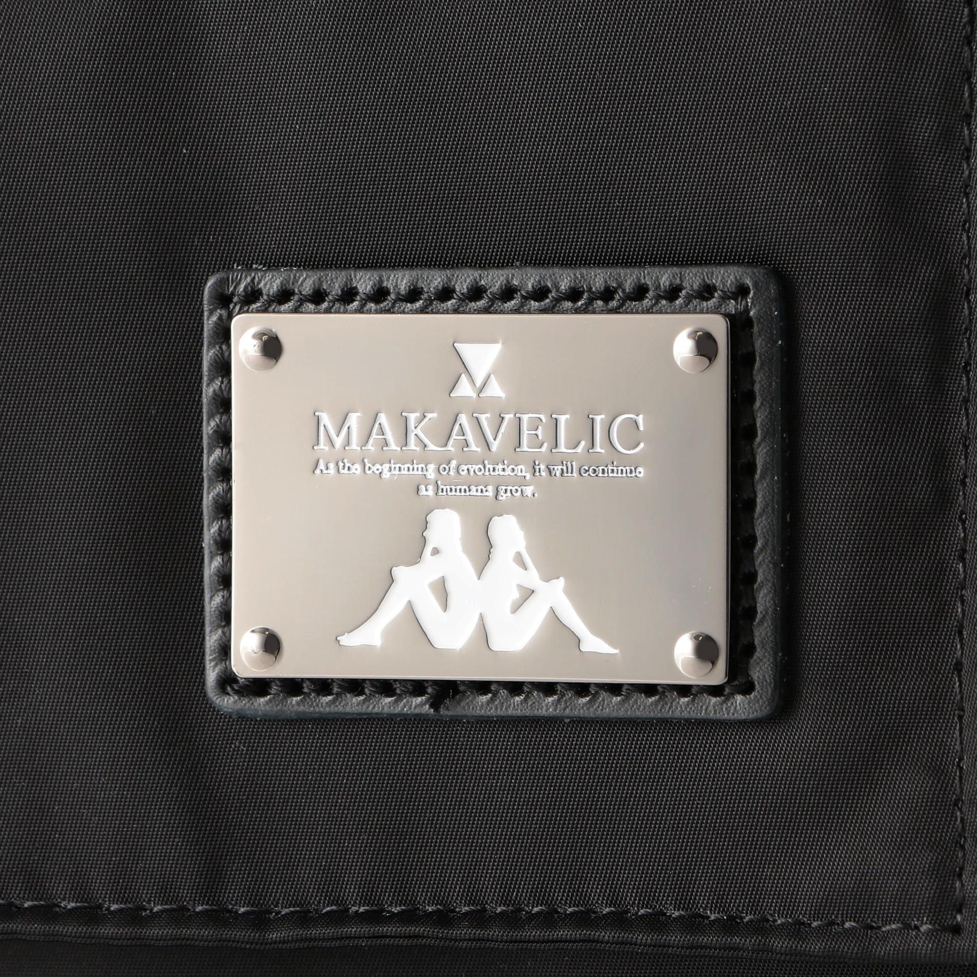 【MAKAVELIC×Kappa】MEN サコッシュ KL918BA04