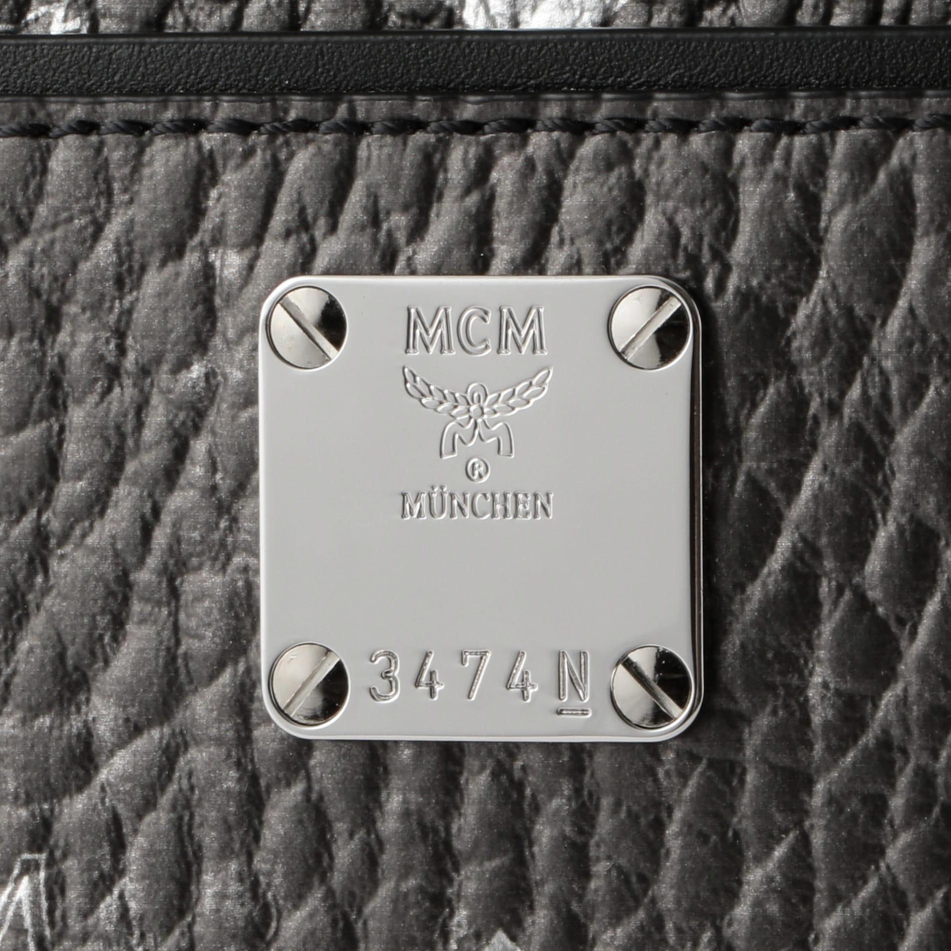 【MCM】トートバッグ-GRADATION VISETOS SHOPPER MEDIUM- MWP9AVI88