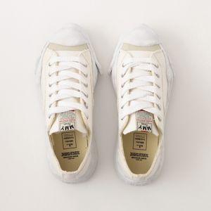 【Maison MIHARA YASUHIRO】MEN original sole canvas lowcut sneaker A05FW702