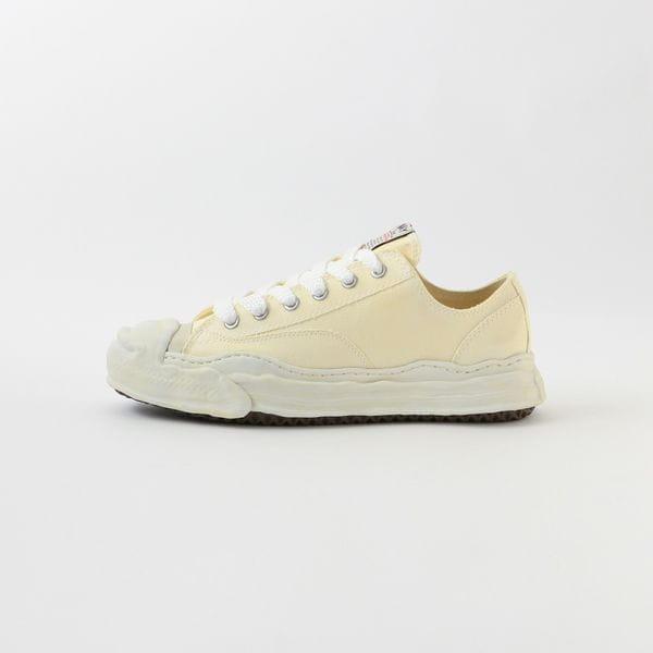 【Maison MIHARA YASUHIRO】MEN original sole over dyed lowcut sneaker A05FW706