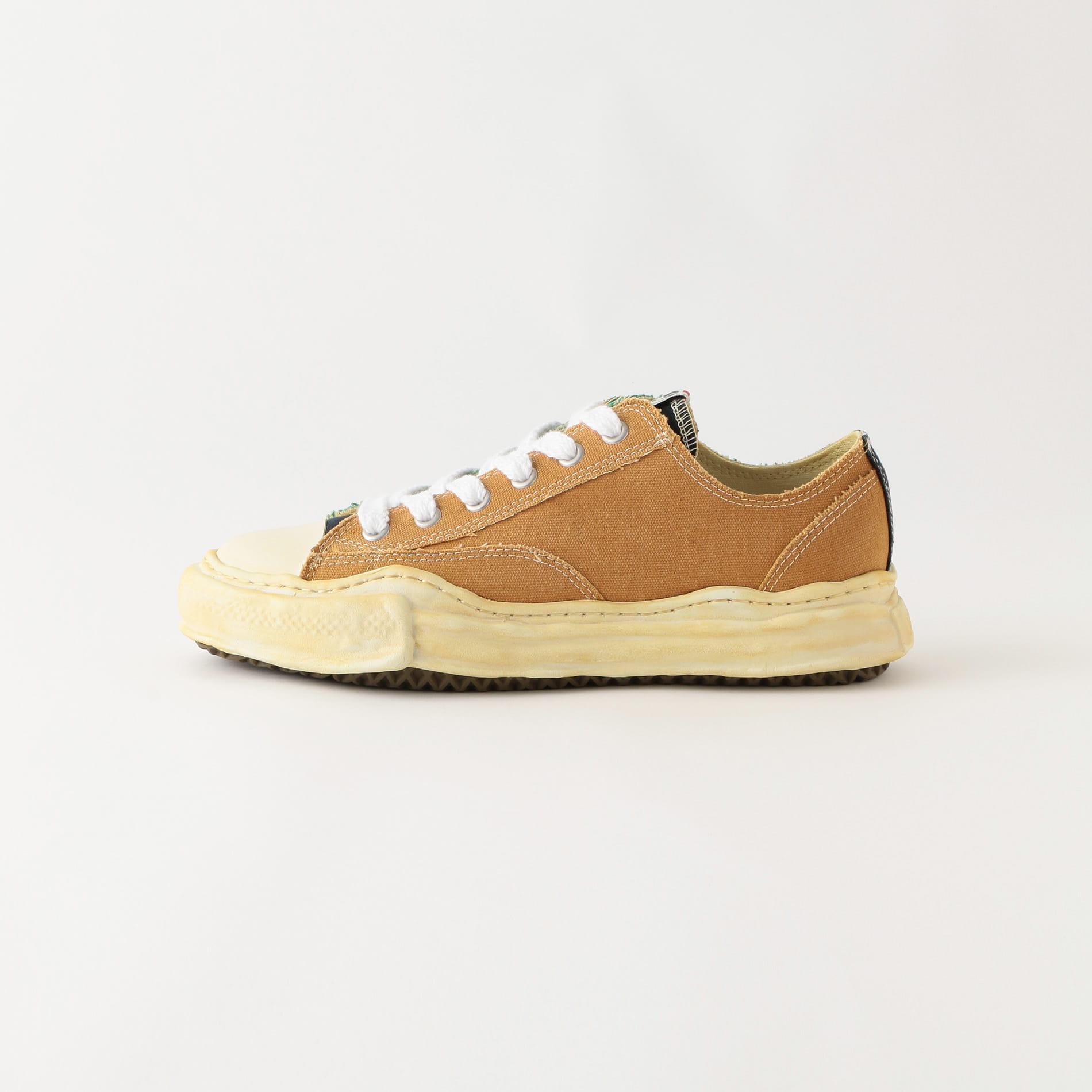 【Maison MIHARA YASUHIRO】MEN original sole over dyed lowcut sneaker A05FW728
