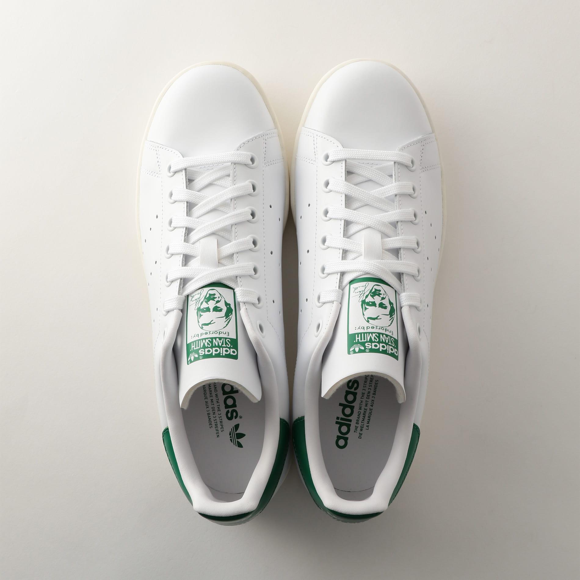 〈タイムセール〉【adidas】MEN スタンスミス BD7432