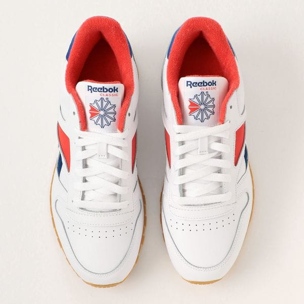 【Reebok】MEN スニーカー CL LEATHER MARK EF7846