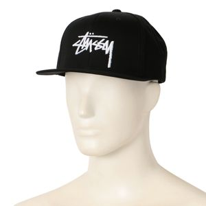 【Stussy】MEN Stock Snapback 131934