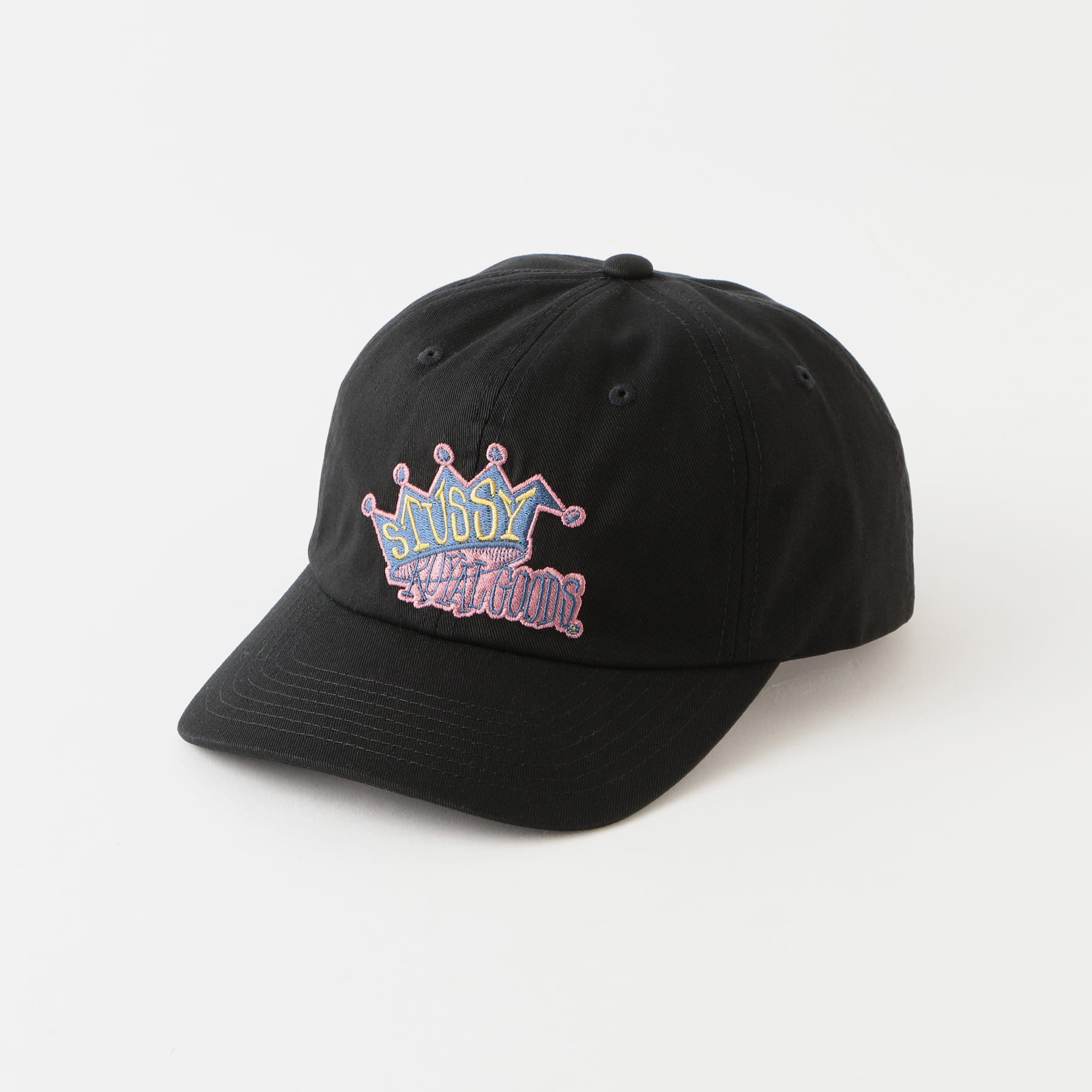 【Stussy】MEN 帽子 Royal Goods Low Pro Cap 131940