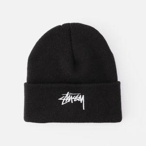 【Stussy】MEN 帽子 Stock Cuff Beanie 1321020