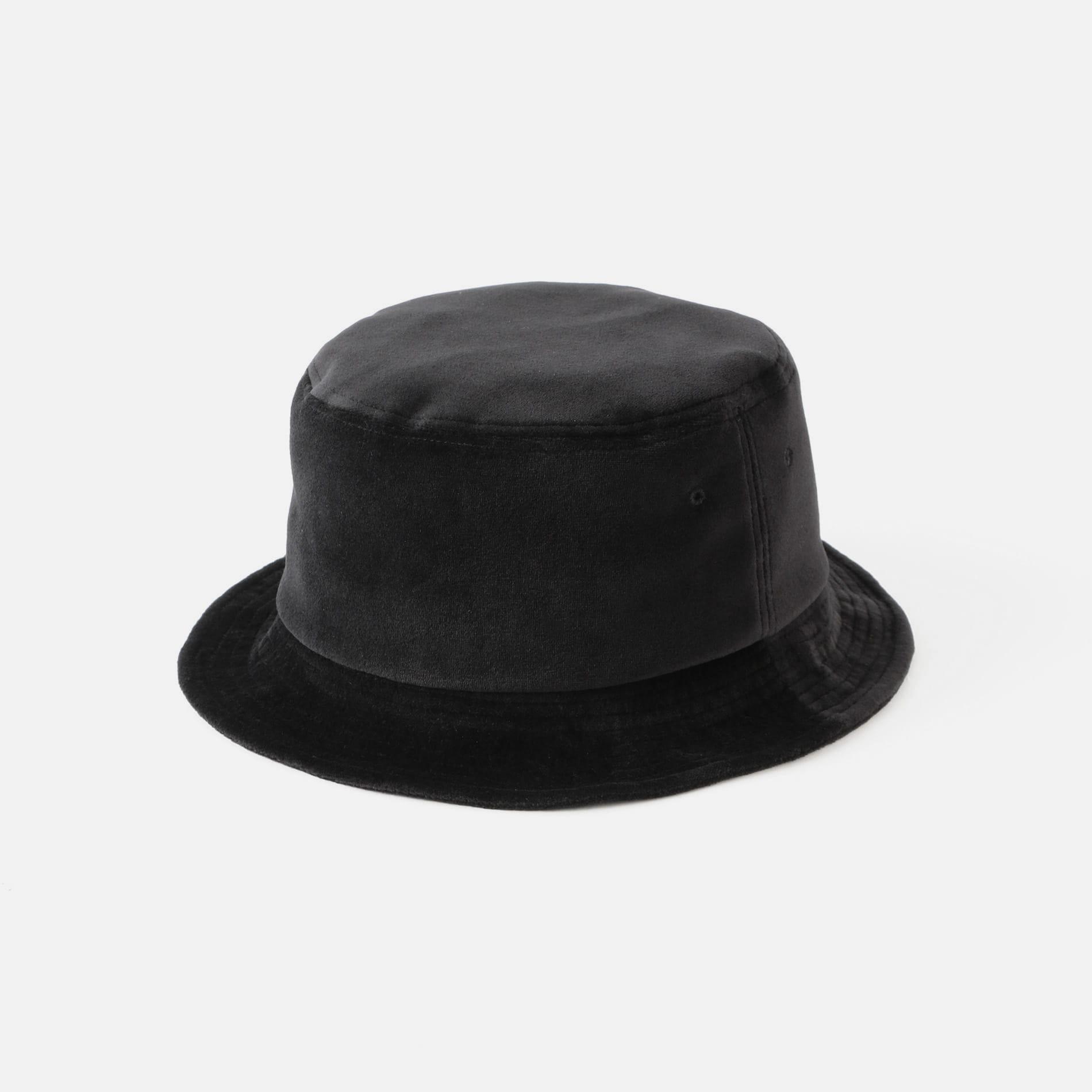 【Charcoal】MEN 帽子 OC Velor Backet Hat 20-22-2-054