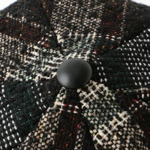 【Needles】MEN 帽子 Casquette - Nep Tweed HM048