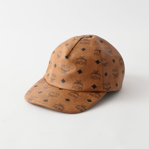 【MCM】MEN 帽子 MCM COLLECTION CAP 01 MECAAMM02