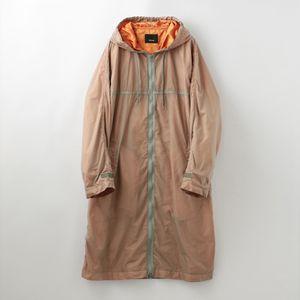 〈タイムセール〉【08sircus】MEN フーデッドコート S19SM-CO01