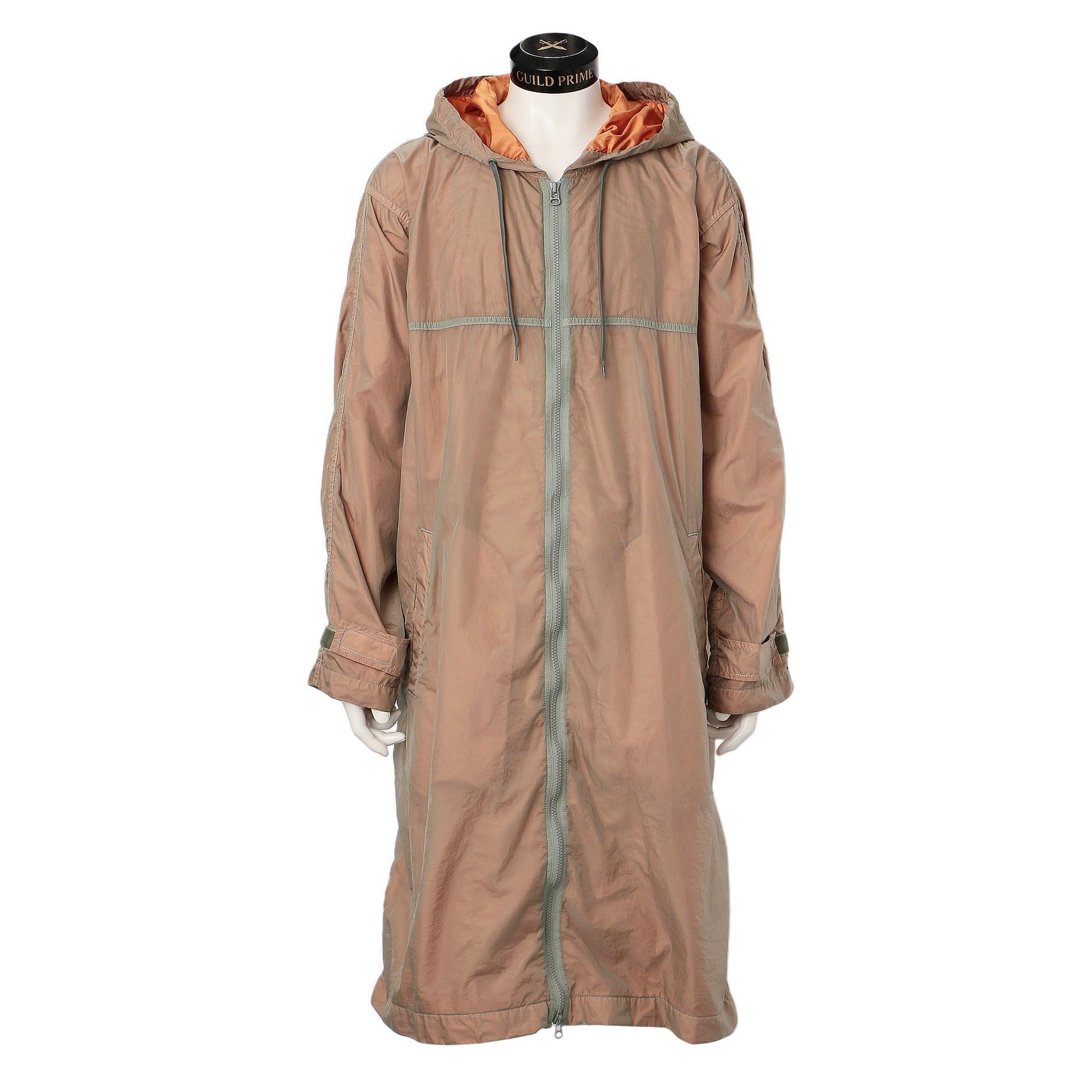 【08sircus】MEN フーデッドコート S19SM-CO01