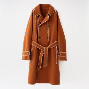 【doublet】MEN コート BIG STITCH LONG COAT 20AW09CO37