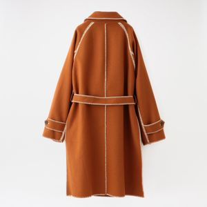【doublet】MEN コート BIG STITCH LONG COAT 20AW09CO37
