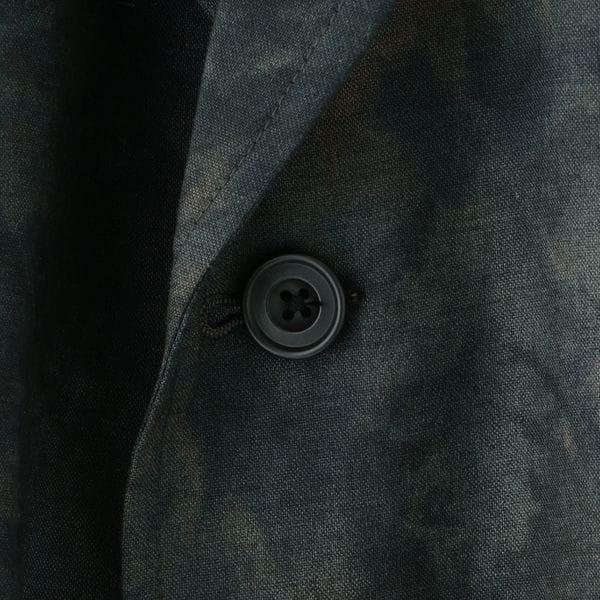 【Needles】MEN 2B Jacket - Tropical Wool/Uneven Dye GL070