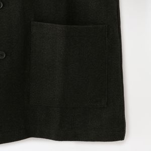 【the conspires】MEN stand collar HB jacket 20F205