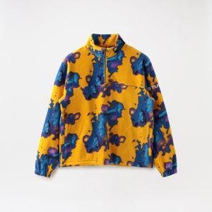 【Stussy】MEN ジャケット Half Zip Polar Mock 118372