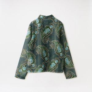 【Stussy×NOMA t.d.】MEN Mesh Zip Jacket 115516