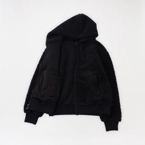 【Stussy】MEN ブルゾン Sherpa Zip Hoodie 118412