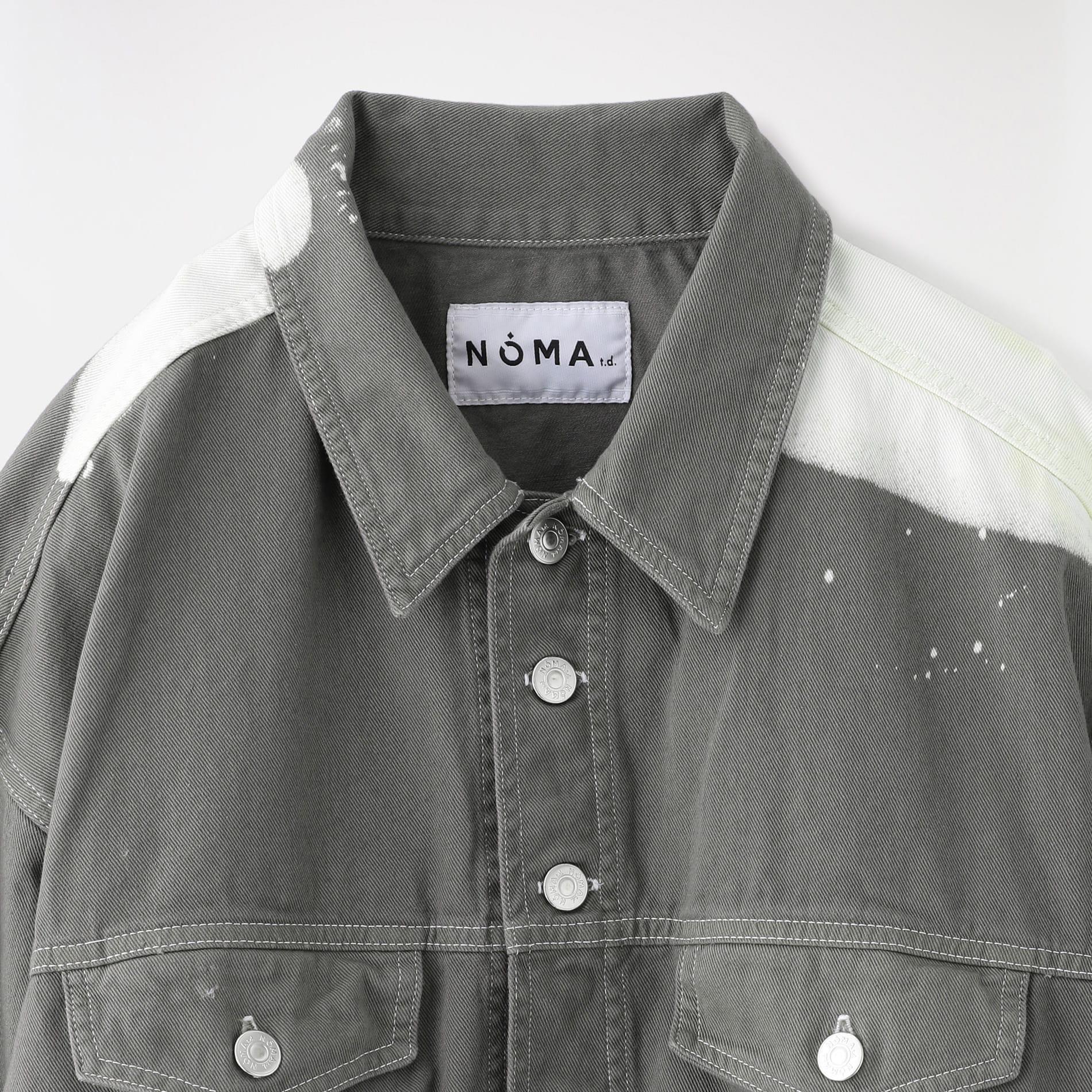 【NOMA t.d.】MEN ジャケット Painter Tracker Jacket JK 02