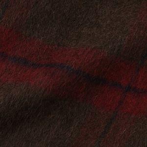 【South2 West8】MEN Coach Jacket - Shaggy Tweed HM818