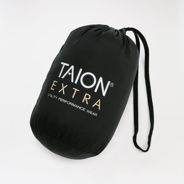 【TAION EXTRA】MEN インナーダウン フーディー EX-06SET