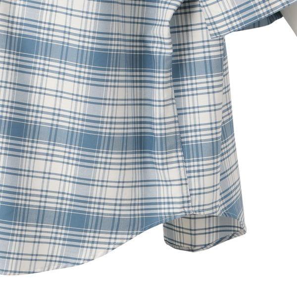【ami alexandre mattiussi】MEN チェックシャツ E19C208.414