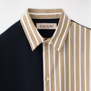 【CULLNI】MEN シャツ 21-SS-019