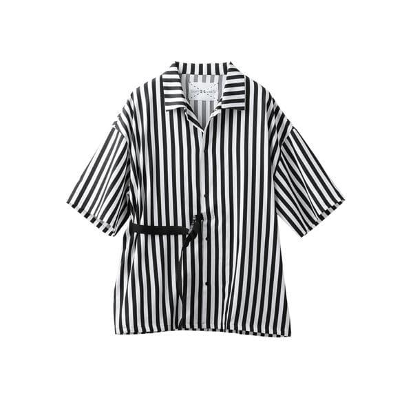 〈タイムセール〉【SUPERTHANKS】MEN 半袖シャツ ST192SH001