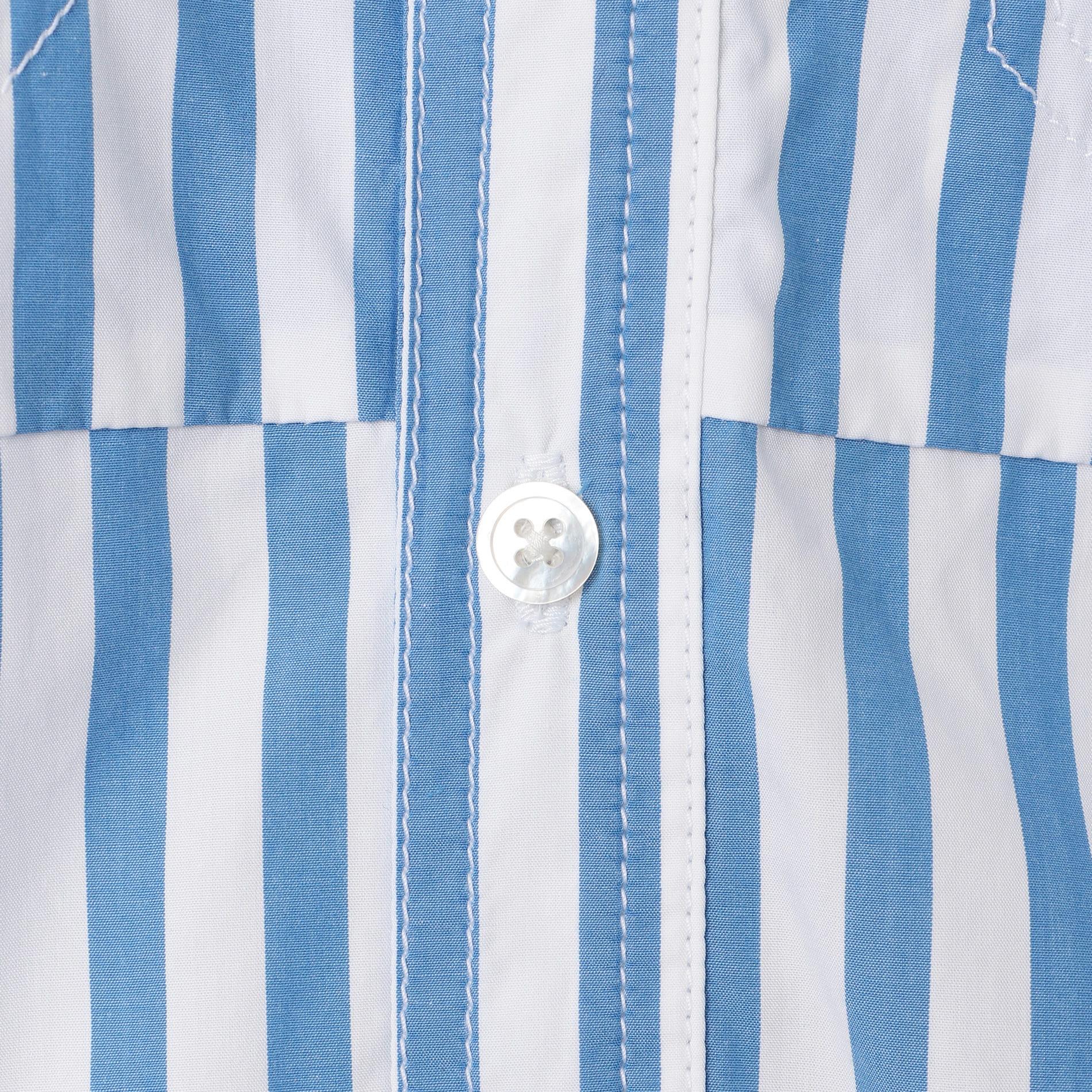 〈タイムセール〉【08sircus】MEN コットンシャツ S19SM-SH07