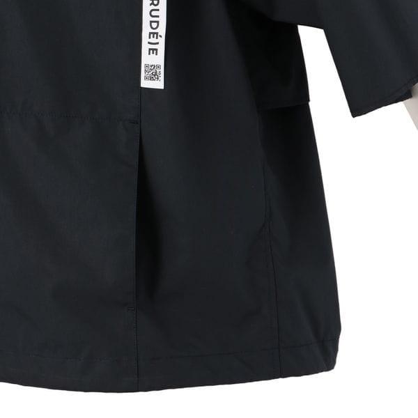 〈タイムセール〉【A(LeFRUDE)E】MEN 半袖オープンカラーシャツ